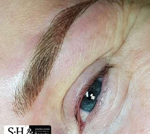 Czym jest makijaż permanentny brwi❓